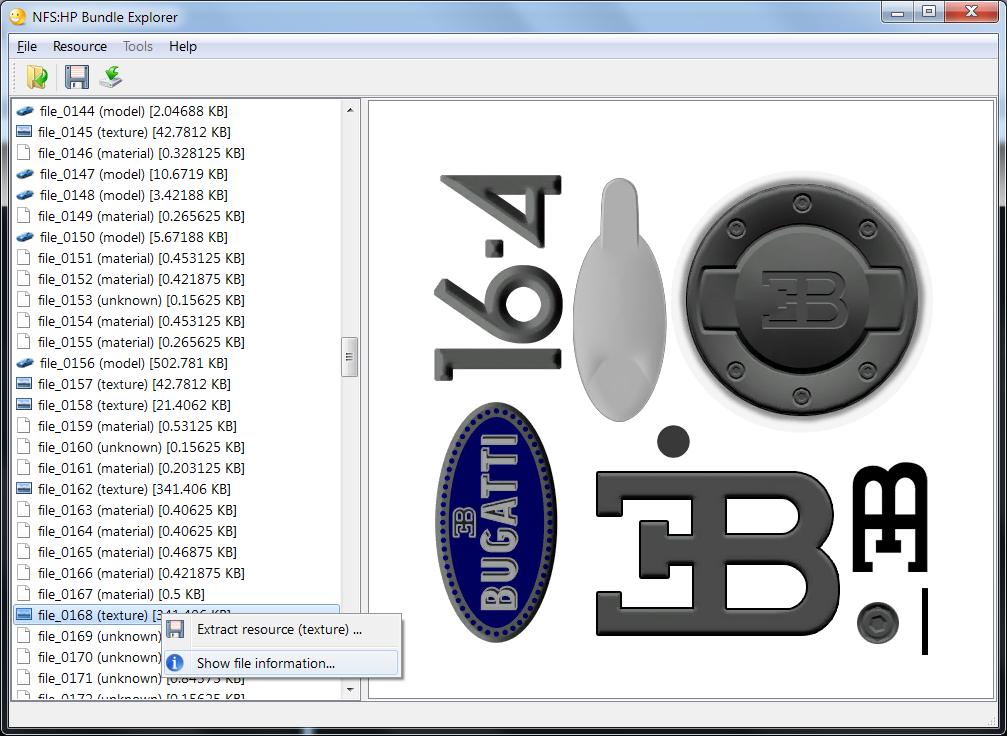 NFS:HP Explorer - 3D-Orange com ua