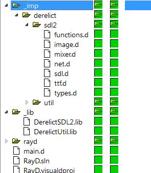 Структура файлов